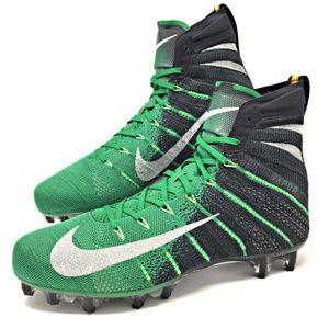 Nike Vapor Untouchable 3 Elite Football Green 11.5